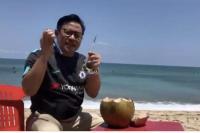 Di Pulau Dewata, Cak Imin Kampanyekan Sedotan Ramah Lingkungan