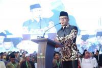 Hanif Dhakiri Ajak Santri Proaktif Jaga Kondusifitas Pasca Pemilu