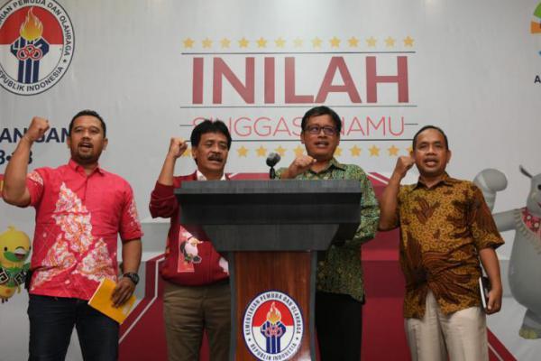 Gowes Nusantara 2019 Kemenpora Dimulai di Kota Padang