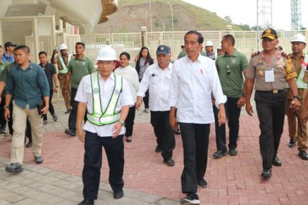 Dirut PLN Tersangka Korupsi, Ini Kata Jokowi