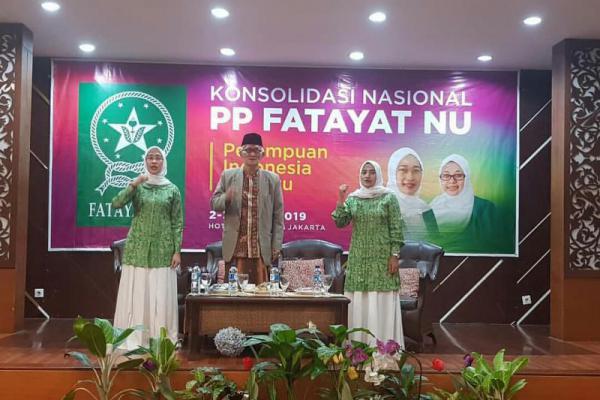 Jelang Pemilu Serentak, Fatayat NU Launching Gerakan Ronda Pemilu (GRP)