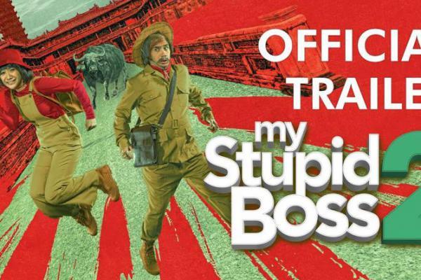 Belum Seminggu Tayang, `My Stupid Boss 2` Sudah Ditonton 1 Juta Orang