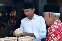 Jelang Ramadhan, Presiden Minta Jaga Stabilitas Harga Pangan