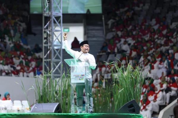 Cak Imin Tak Masalah Kubu 02 Gabung, Asal Jatah PKB Jangan Dikurangi