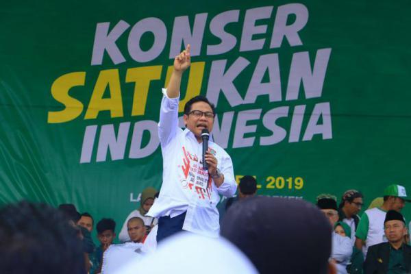PSI Tak Masuk PT, Cak Imin Ajak Tsamara Amany Gabung PKB