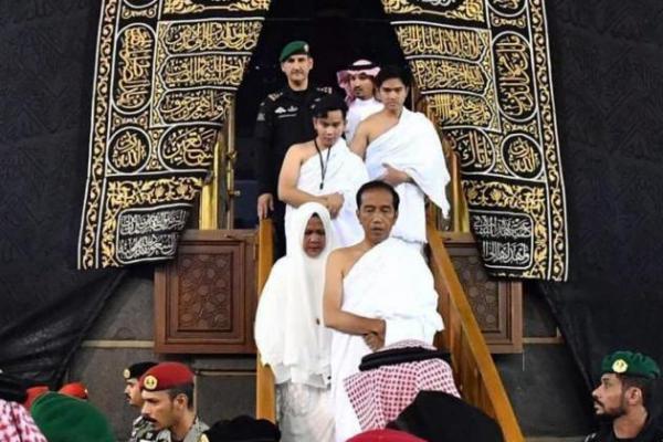 Putra Mahkota Arab Saudi Sebut Indonesia Beruntung Punya Jokowi
