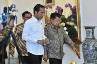 Menaker Hanif Dhakiri Hadiri Sidang Kabinet Paripurna di Istana Bogor