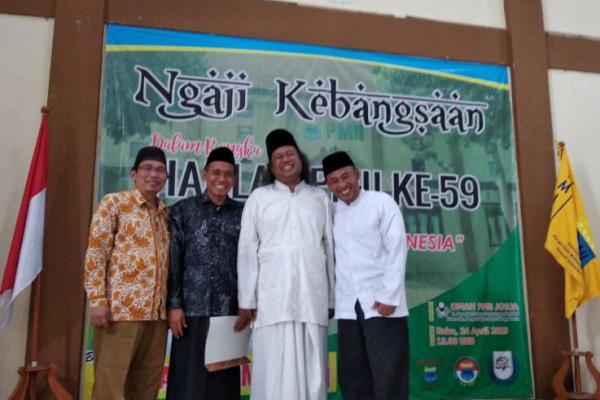 Omah PMII Yogyakarta Gelar Harlah PMII ke-59