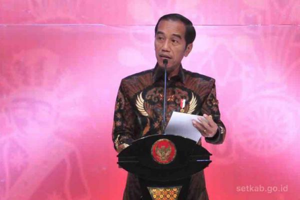 Presiden Jokowi: Rakyat Senang Lihat TNI-Polri Solid dan Bersatu