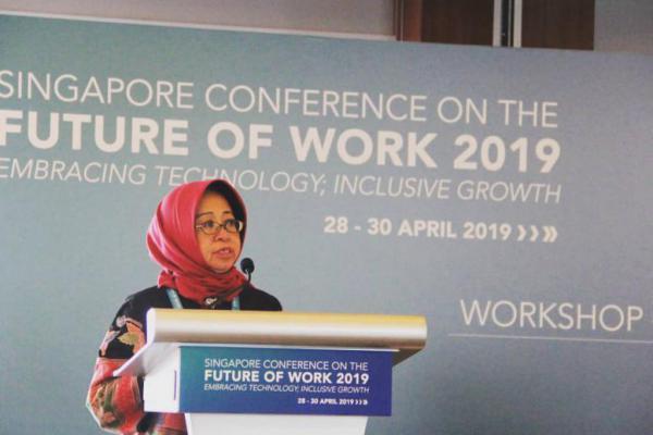 Kemnaker Beberkan Strategi Indonesia Masuki Era Industrialisasi