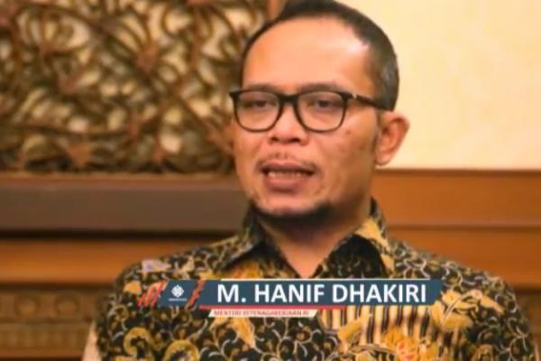 May Day 2019, Hanif Dhakiri Ingatkan 4 Isu Ketenagakerjaan