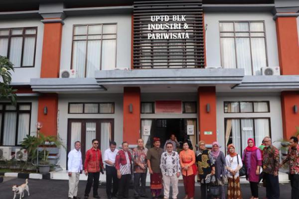 Program Berjalan dengan Baik, Komisi IX DPR RI Apresiasi BLK Bali