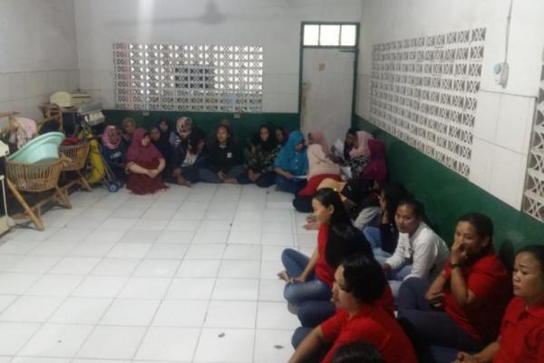 Kemnaker Amankan 43 Calon Pekerja Migran Non Prosedural
