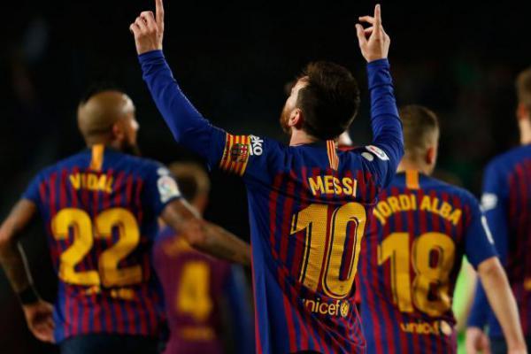 Barcelona Kalahkan Liverpool 3-0, Klopp: Messi Tak Bisa Dihentikan