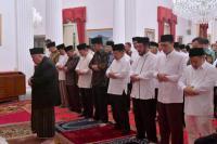 Presiden Jokowi Gelar Peringatan Nuzulul Quran di Istana Merdeka
