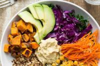 Ini Tips Sehat untuk Vegetarian di Bulan Puasa