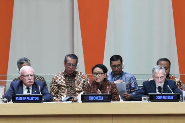 Indonesia Serukan Penghentian Pembangunan Pemukiman Illegal Israel di Palestina