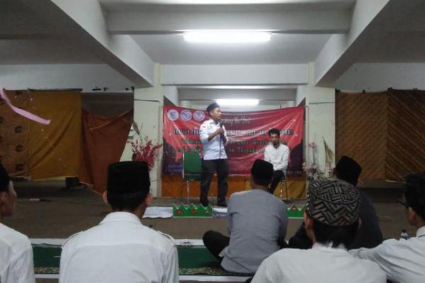 Eratkan Persaudaraan, Jurusan TBI, HMJ dan Alumni Gelar Bukber di UIN Banten