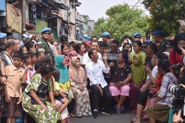 Jadi Pemenang Pilpres, Jokowi Ucapkan Terima Kasih kepada Bangsa Indonesia
