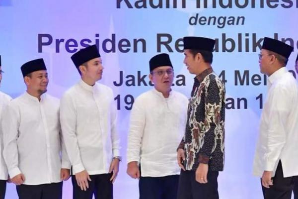 Lolos Senayan, Kadafi Dapat Ucapan Selamat dari Presiden Jokowi