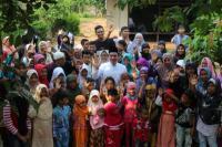 Peduli Anak Yatim Sudah Menjadi Bagian dari Hidup Muhammad Kadafi