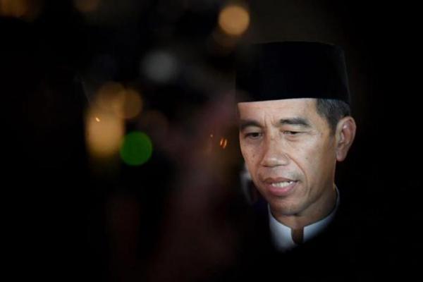 Presiden Jokowi Minta Publik Tak Rendahkan Mahkamah Konstitusi