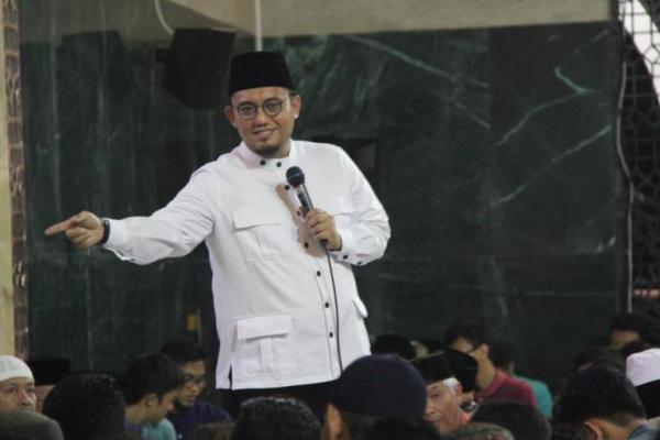Dahnil Ungkap Alasan Prabowo Bersedia Jabat Menteri Pertahanan