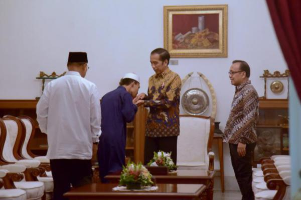 Presiden Jokowi Undang Juara MTQ Internasional Asal Bima ke Istana Negara