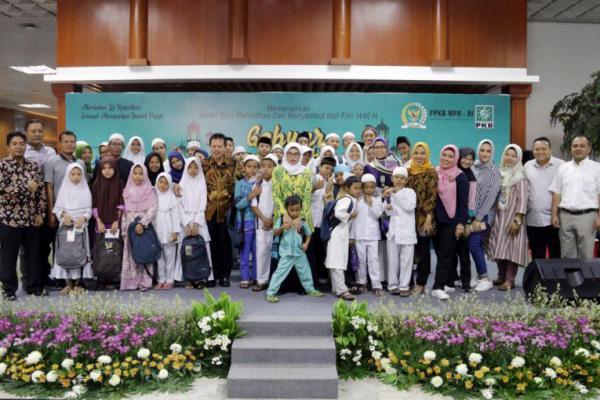 Libatkan UMKM, Fraksi PKB MPR RI Gelar Gebyar Ramadhan