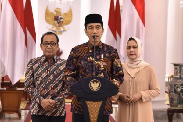 Presiden Jokowi Sampaikan Belasungkawa atas Wafatnya Ani Yudhoyono