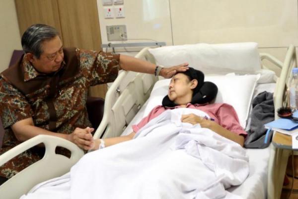 Kiai Ma'ruf Kenang Ani Yudhoyono Sebagai Perempuan Ramah