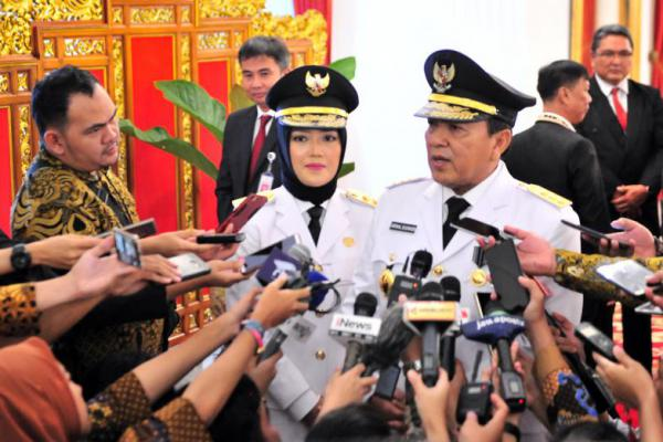 Arinal-Nunik Siap Membangun dan Memajukan Lampung