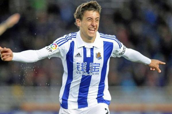 Pemain Muda Real Sociedad Dilirik Barcelona