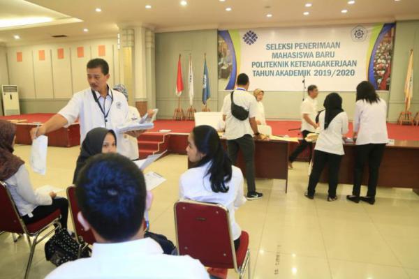 Politeknik Ketenagakerjaan Buka Seleksi Mahasiswa Baru Tahun Akademik 2019/2020