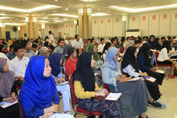 Pendaftar PMB Polteknaker 2019 Naik 17 Persen Dibanding 2018