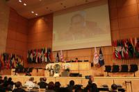 Hanif Dhakiri `Pamer` Program 1000 BLK di Forum Konferensi Perburuhan Internasional Jenewa