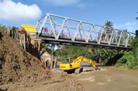 Pemerintah Perbaiki Akses Jalan di Sulawesi Tenggara Akibat Banjir