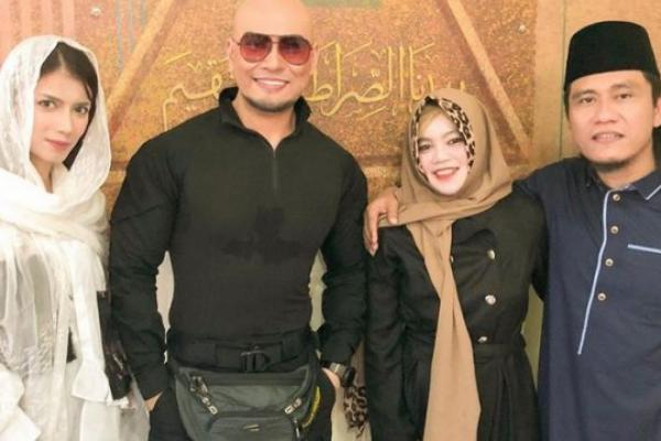 Deddy Corbuzier Dapat Nama Islami dari Kiai Ma`ruf