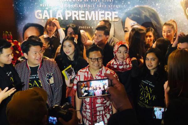 Cak Imin: Film `Say I Love You` Menginspirasi Kaum Muda untuk Mandiri