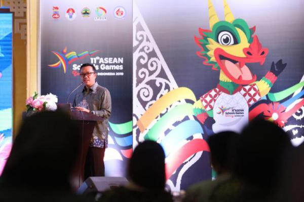 Menpora Dorong ASEAN Schools Games Ditingkatkan ke Level Asia