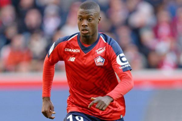Tes Medis Hari ini, Nicolas Pepe Merapat ke Arsenal?
