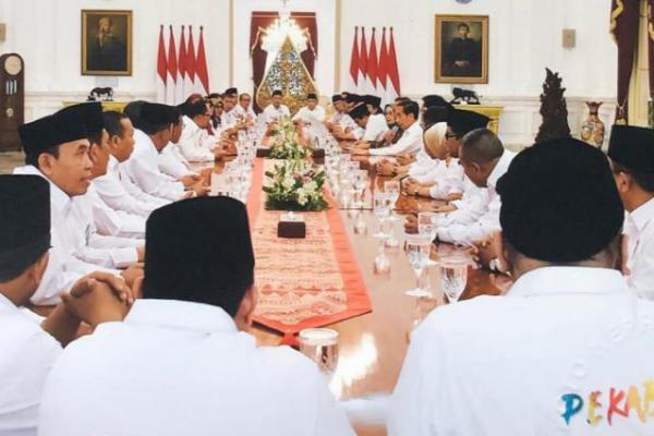 Cak Imin Ajak Pengurus DPW PKB se-Indonesia Bertemu Presiden Jokowi