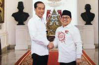 PKB, Cak Imin dan Periode Jokowi-Ma`ruf