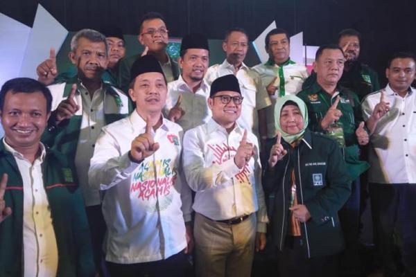 DPW dan DPC se Kalbar Solid Dukung Cak Imin Kembali Pimpin PKB
