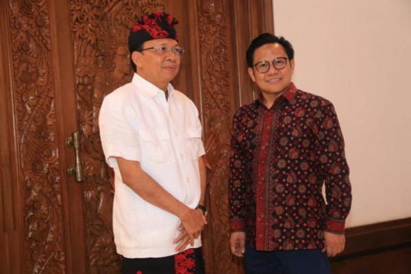 Muktamar PKB Akan Digelar di Bali, Wayan Koster Merasa Terhormat