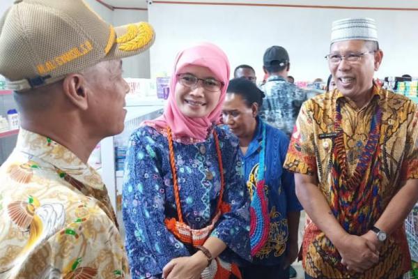 Kemendes PDTT Resmikan Program Pengembangan Kawasan Perdesaan