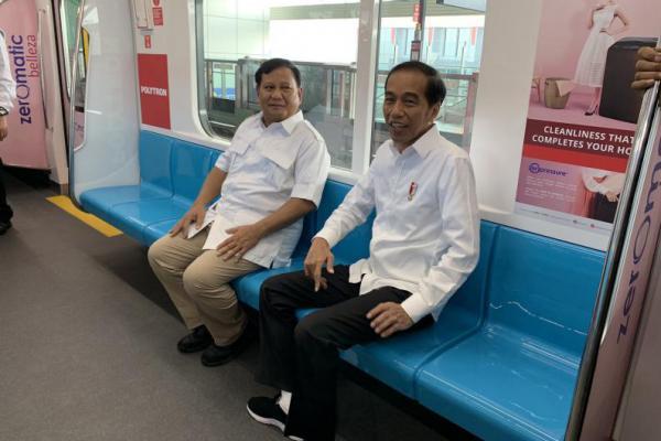 Sinyal Gerindra Gabung KIK Menguat Pascapertemuan Jokowi-Prabowo?