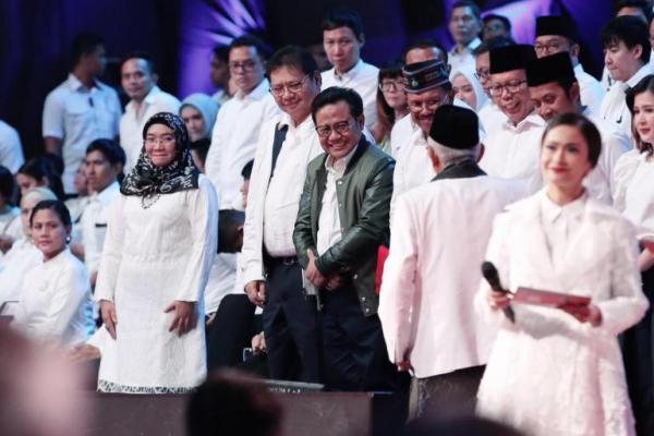 Cak Imin Nilai Joko Widodo sebagai Pemimpin Visioner