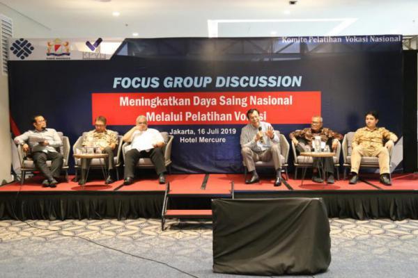 Kemnaker Nilai KPVN Strategis Dorong Tingkatkan Mutu SDM