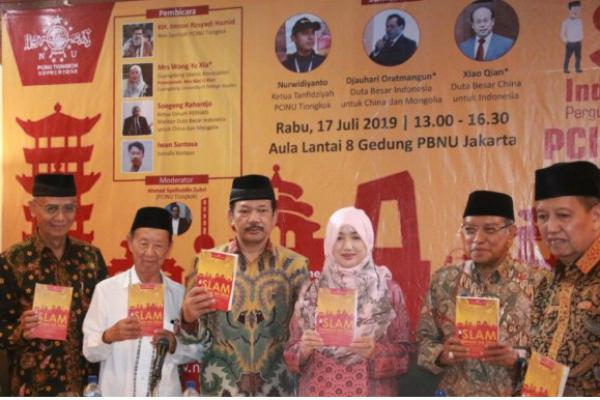 PCINU Tiongkok Gelar Bedah Buku Islam Indonesia dan China di PBNU